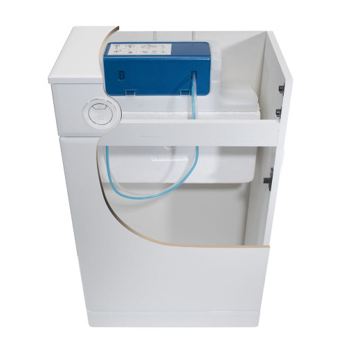 Torrent Bottom Entry Pnuematic Concealed Dual Flush Cistern