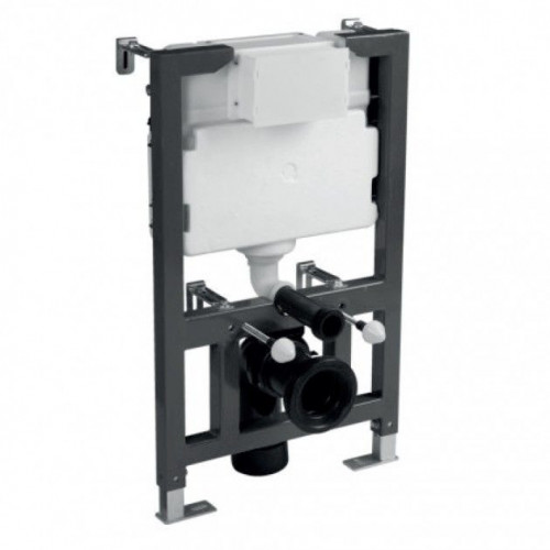 0.82m Wall Hung WC Frame & Concealed Cistern