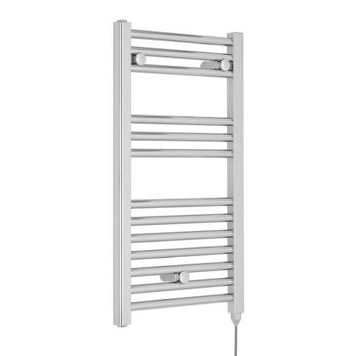 Visage 400mm x 720mm Electric Heated Towel Rail - Chrome (200W)