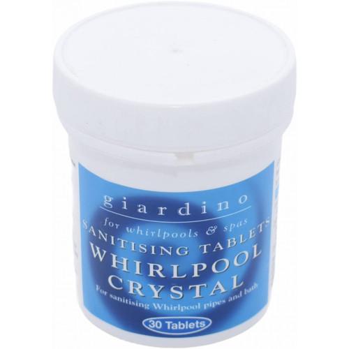 Giardino Whirlpool Crystal Sterilising Tablets (30)