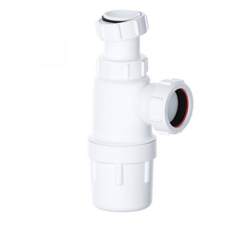 """Viva Sanitary 40mm (1 1/2"""") EASI-FLO Telescopic Bottle Trap"""